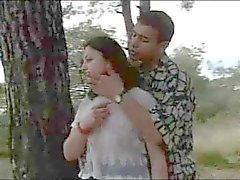Die Türkische Teen Girl hat Sex Auf Wald