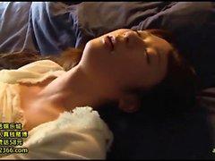 Nao Mizuki bella giapponese bambino ama sesso hardcore