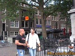 Il prostituto olandese reale ha balzato