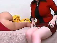 Russian Lesbians Having Fun