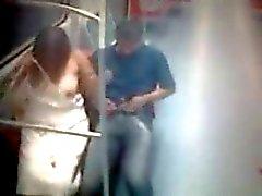 Amatörler Bir Kamu Train lanet yakalandı