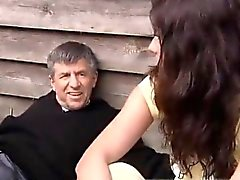 Older matures étudiant dp gangbang amateur et russe Peter a