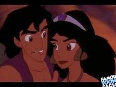 Disney Porn Alladin Fuck Jasmine