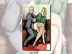 Alten Erotische Kunst 4