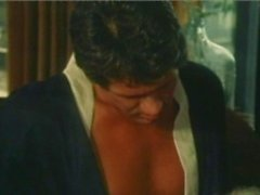 Ginger Lynn Gives Classic Blowjob