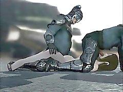 Final Fantasy Anime 3D