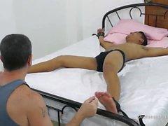 Asian Twink Lance Biletleri Gang Gets korusun