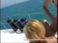 Eu e meus amigos mais Yacht Orgy Part 3
