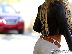 HD FantasyHD - Sexy blonde Cameron a Dee baisée