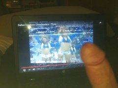 carezze alla danza haltime Dallas Cowboys Cheerleader '