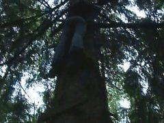 Приключений Blowjob в лесах