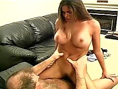 Older Fellow Gets Lucky With Younger Girl