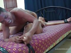 Gay Asya Twink Dave Bouned ve Tickled