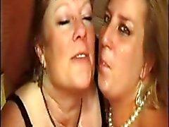 ФРАНЦИИ ВОЗМУЖАЛОЕ анальная BBW мамы в межрасового PA