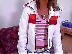 Poolse tiener Paula neuken