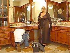 Şişman Olgun Kadın