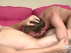 Dayton O'Connor bare fucks Tyson James