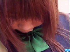 Pénétration profonde pour l'âme courbe Nana Kurosaki