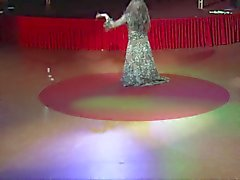 Alla Kushnir sexy Belly Dance part 112