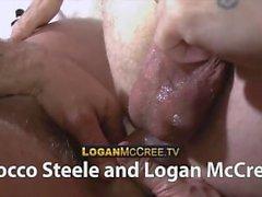 Rocco Стил и Logan Маккри в Лас-Вегасе