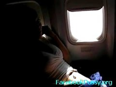 Avião namorada masturbação - youtubepussy