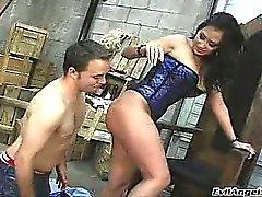 Femdom Ass Worship #02