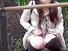 Karvainen japanilainen kuseminen