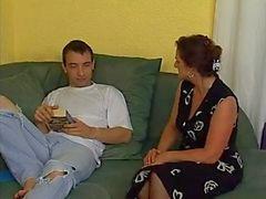 Deutsch Mother and Stiefsohn