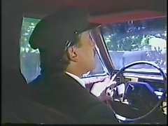 Bridgette Monet gets seduced by her limo driver and fucked hard on limo backsit