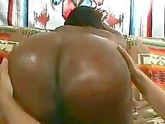 big boobs milking ebony
