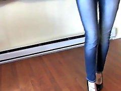 Lacl mouille sa Jeans