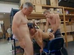 Monster Cock MilfThreesome