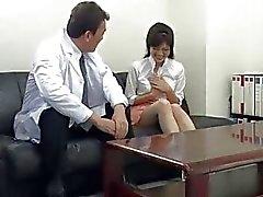 Sara Yurikawa He kilpailevat Amatööriluokassa tyttö menee ikäviä annetun rasvan dongin