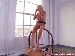Puma Swede siete andati a scopare il Piedi di !