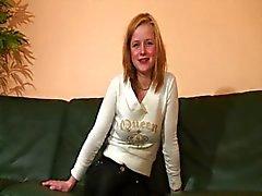 Kinky porém em segurança fundição adolescente francês
