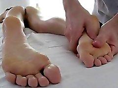 april o neil gets a massage from james deen
