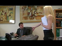 Kagney Linn Karter Office Sex