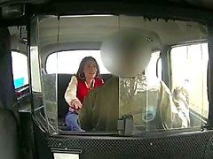 Autista di taxi falso!