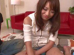 Banana Asada young Japanese loves fucking hard