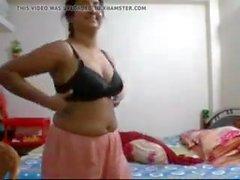 Bangladeshi Sensation Julia auf Cam Nackt Show 2