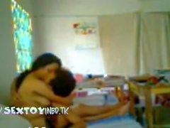 Super Sexy бангладешских Schoolgirl выебанная Учителем