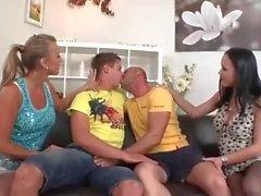 bisexuell Paare