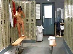 Locker Room Seduction
