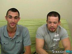 Straighties сосать и перетягивания