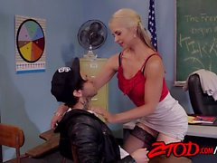 Sarah Vandella Getting Pounded By Her Stepson