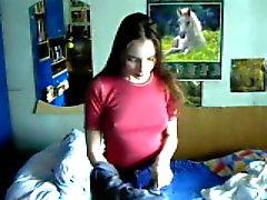Unga polska Amatör Teen Girl Loves Hemlagad fuck
