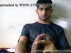 Guy indiano sveglio eccellente si spegne in camma - Parte 1