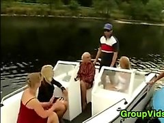 Horny People Meeting Up For Sex On A Boat