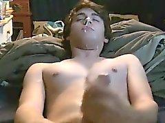 Kostenloses altmodischen Windel Emo- porno Ablaufverfolgungs über eine Kamera in Fausthandschuh whil