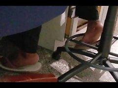 Flip floplar 5 işçi